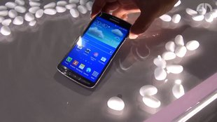 Samsung Galaxy S4 Active: Outdoor-Flaggschiff im Hands-On [Video]