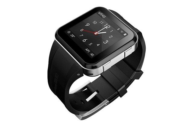 GEAK Watch: Erste echte Smartwatch im Anmarsch