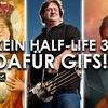 Half-Life 3: Es erscheint zwar nicht, aber wir haben wenigstens GIFs