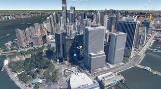 Google Earth für iOS: Großes Update bringt neue UI und Street View mit