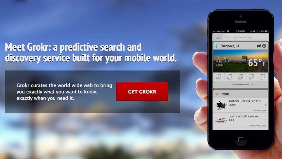 Mehr Features für Siri: Hat Apple Grokr übernommen?