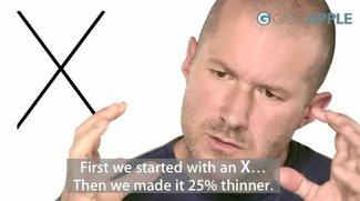 iOS 7 und OS X 10.9: Das sagt Jony Ive zur neuen Systemschrift (Pic of the Day)
