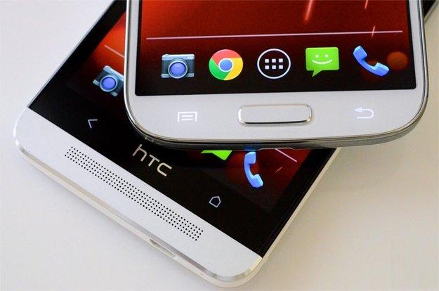HTC One, Samsung Galaxy S4: GPEs erhalten Android 4.4 KitKat, erste Custom ROMs auf deren Basis verfügbar