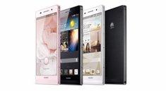 Huawei Ascend P6: Bereits vor offizieller Präsentation vorgestellt