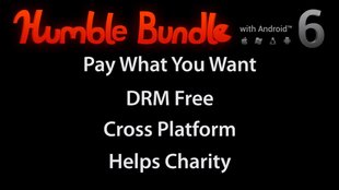 Humble Bundle 6: McPixel, Nightsky HD, Waking Mars als neue Titel