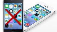 iOS 7 Kompatibilität: Auf welchen Geräten laufen welche iOS-Funktionen?