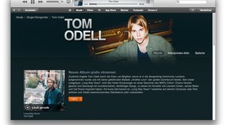 iTunes-Stream: Tom Odells neues Songwriter-Album kostenlos anhören