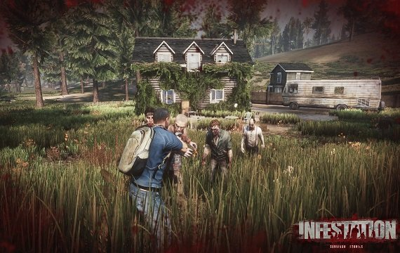 "The War Z: Heißt nun ""Infestation: Survivor Stories"""