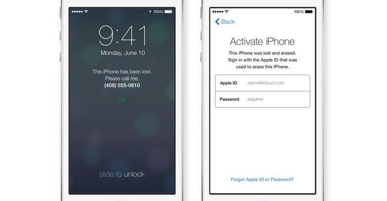 iOS 7: Staatsanwalt freut sich über Anti-Diebstahl-Maßnahmen