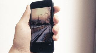 iOS 7: Interaktives Panoramafoto für Sperrbildschirm