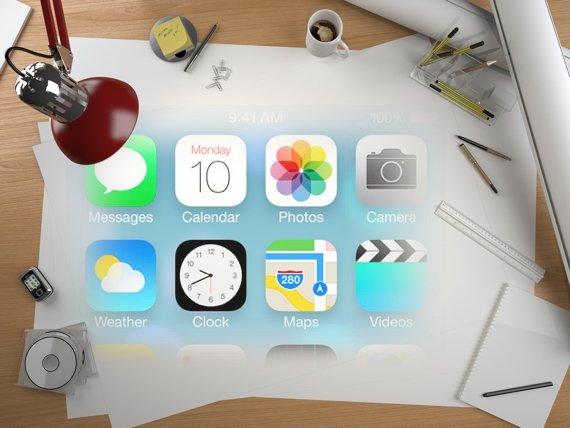 iOS 7: Design in der Analyse