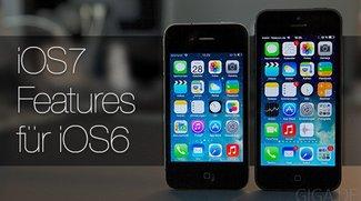 iOS 7: Design und Features auch für iOS 6 [Jailbreak]