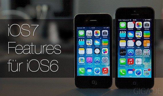 IOS 7 Design Und Features