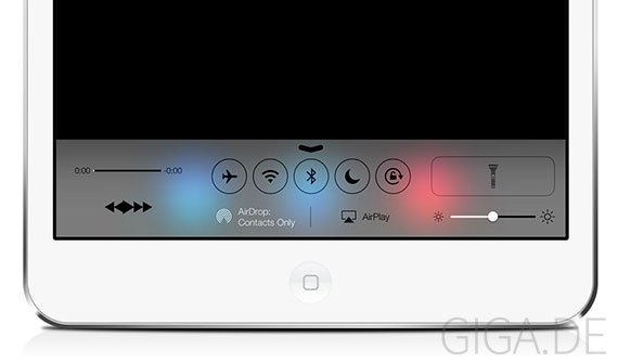 iOS 7 für iPad