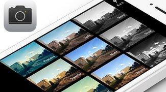 iOS 7: Die neue Kamera-App