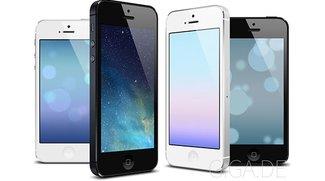 iOS 7: Offizielle Wallpaper als Download