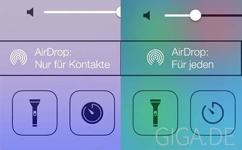 iOS 7 Beta 2: Neues Uhr-Icon im Control Center
