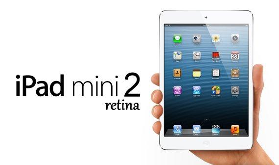Gerücht: iPad mini 2 mit Retina Display nicht vor 2014