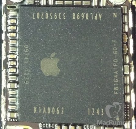 iPhone 5S Chip