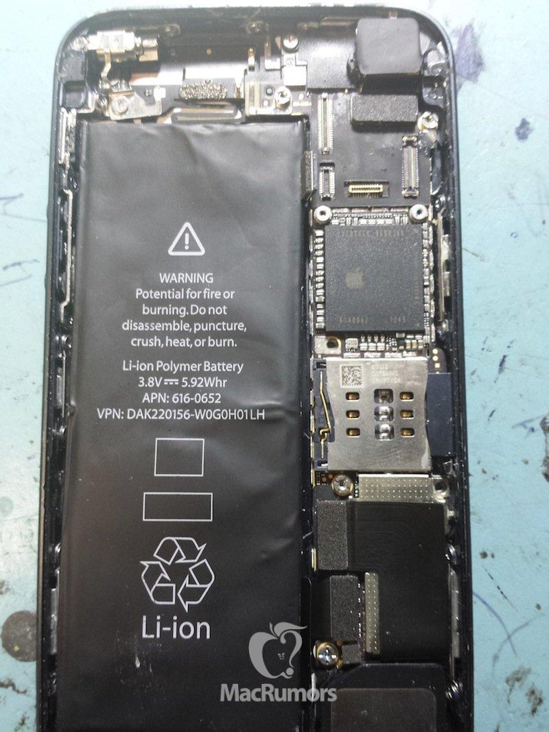 iPhone 5S Prototyp