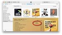 iTunes: Halbe Sterne vergeben, so geht's (Kurztipp)