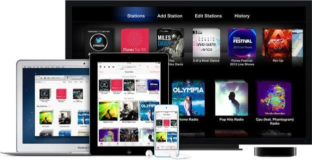 iTunes Radio: Anfang 2014 in weiteren Ländern - aber noch nicht in Deutschland