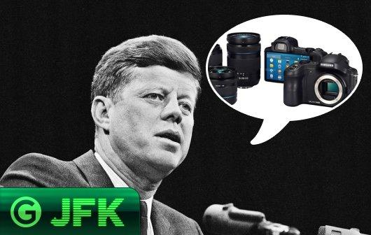 JFK: Warum das Galaxy S4 Zoom die Kamera-Phones rettet (inkl. Verlosung)