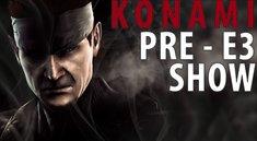 Konami Pre-E3 Show: MGS 5, PES & Castlevania