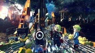 LEGO Marvel Super Heroes: Superhelden und Bösewichte auf neuen Screenshots
