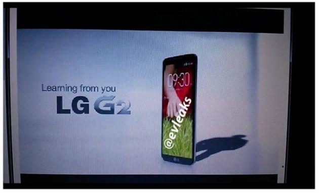 LG G2: Erstes Smartphone mit 3 GB RAM?