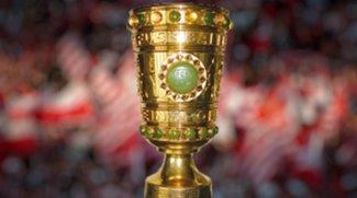 DFB Pokal-Auslosung im Live-Stream und TV heute: Achtelfinale - wer gegen wen?