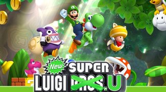 Super Luigi U Test: Bockschwerer Spaß