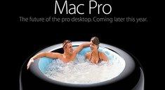 Mac Pro: So habt ihr ihn noch nie gesehen (Betthupferl)