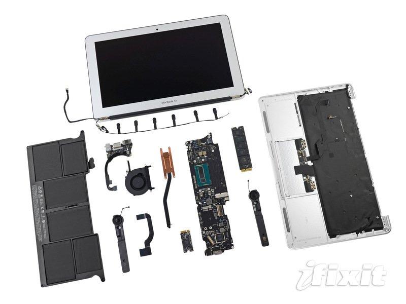 MacBook Air 2013: Auch 11-Zoll-Modell mit besserem Akku und neuen SSD-Modulen