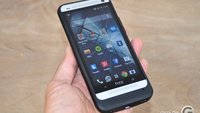 Mophie Juice Pack für das HTC One - Testbericht zum Akku-Ziegelstein