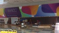 WWDC 2013: Apple dekoriert bereits das Moscone Center [Fotos]