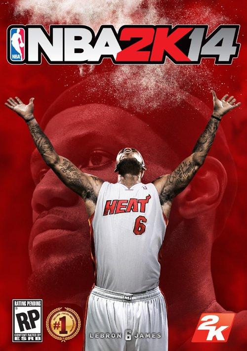 NBA 2K14: Erscheint für Next-Gen mit LeBron James auf dem Cover