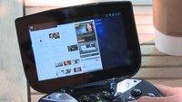 Nvidia Shield: Android-Vorzüge der Spielkonsole im Video