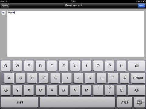 office-apps-ipad-smart-texteingabe
