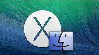 OS X Mavericks: Alles zum neuen Finder mit Tabs und Tags