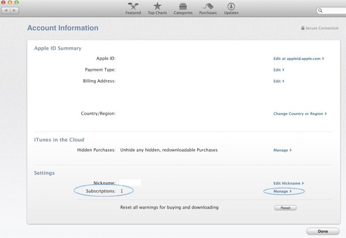 OS X Mavericks erlaubt In-App-Abonnements im App Store