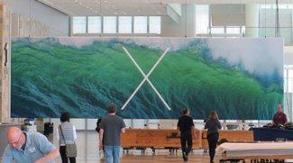 OS X 10.9: WWDC-Banner zeigt neues Logo
