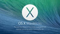 OS X 10.9 Mavericks: Offizielles Wallpaper als Download für iPhone, iPad und Mac