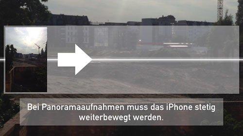 Panorama-Modus