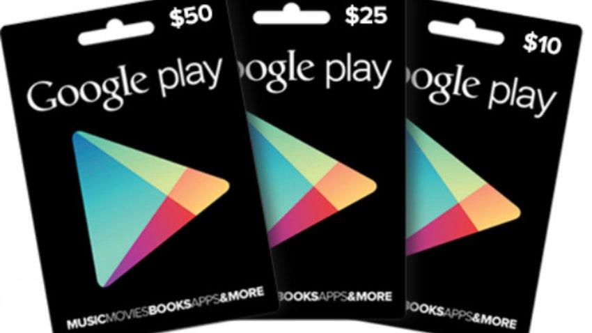 gutschein für google play store kostenlos