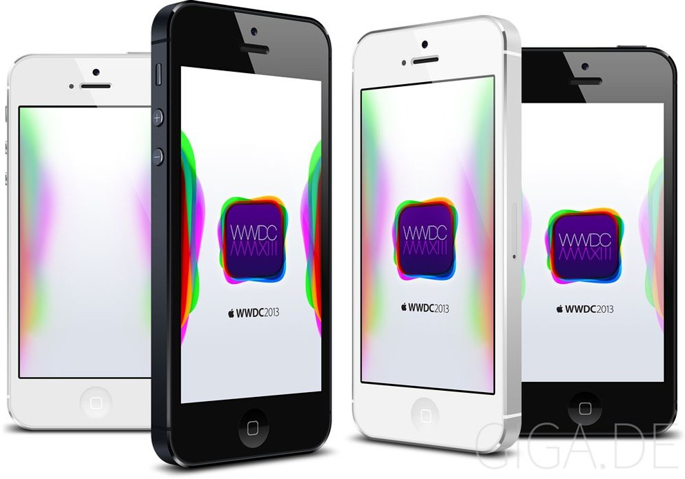 WWDC 2013 Wallpaper-Pack 1 von Bas van der Ploeg