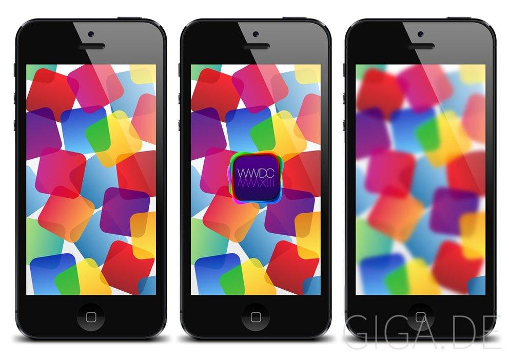 WWDC 2013 Wallpaper-Pack 2 von Bas van der Ploeg