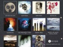 Prog Rock zum Gratis-Download: Steven Wilson, Anathema u.a. auf dem Kscope-Sampler