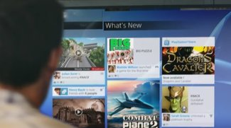 PS4: Neues Video zeigt Interface & Social-Features