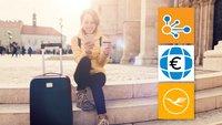 Die wichtigsten iPhone-Apps für Urlaub & Reise – unsere 12 Empfehlungen